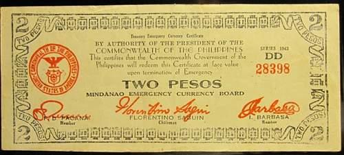 Click image for larger version.  Name:S496 Mindanao 2 pesos 1943.jpg Views:162 Size:172.4 KB ID:350511