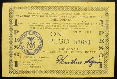 Click image for larger version.  Name:S523B Mindanao 1 peso 1944.jpg Views:177 Size:212.2 KB ID:350532