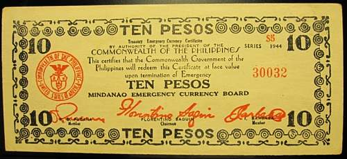 Click image for larger version.  Name:S527E Mindanao 10 pesos 1944.jpg Views:181 Size:182.3 KB ID:350573