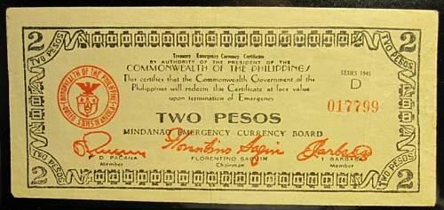 Click image for larger version.  Name:S536 Mindanao 2 pesos 1945.jpg Views:150 Size:176.9 KB ID:350578