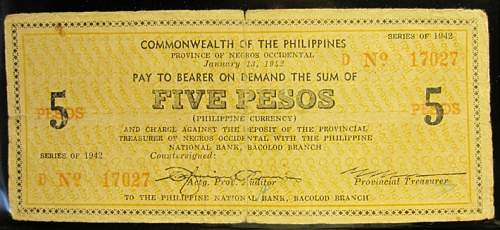 Click image for larger version.  Name:S638 Negros 5 pesos 1942.jpg Views:129 Size:182.0 KB ID:350605