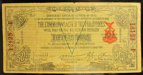 Click image for larger version.  Name:S645 Negros 50 centavos 1942.jpg Views:281 Size:218.5 KB ID:350611