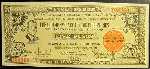 Click image for larger version.  Name:S648A Negros 5 pesos 1942.jpg Views:104 Size:225.5 KB ID:350614