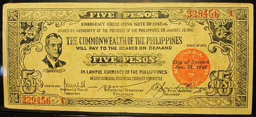 Click image for larger version.  Name:S648B Negros 5 pesos 1942.jpg Views:123 Size:213.1 KB ID:350615