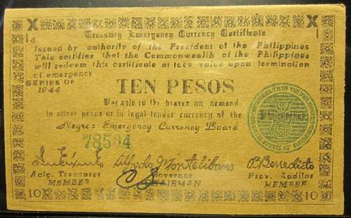 Click image for larger version.  Name:S677 Negros 10 pesos 1944.jpg Views:290 Size:233.0 KB ID:350629