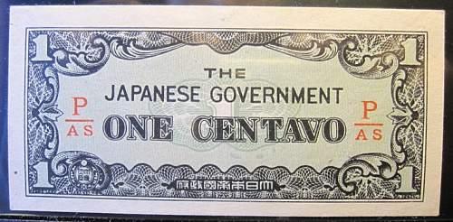 Click image for larger version.  Name:102B Japan 1 centavo 1942.jpg Views:131 Size:199.4 KB ID:350643