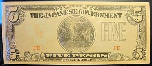 Click image for larger version.  Name:107A Japan 5 pesos 1942.jpg Views:230 Size:164.4 KB ID:350650