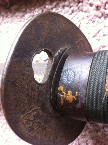 Can anyone help me identify this Katana? Any help would be appreciated.