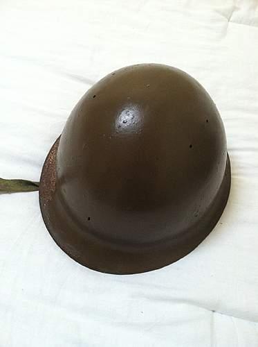 How do you price a Japanese helmet cover?