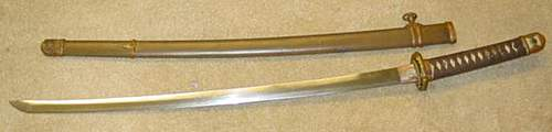 Type 98 Sword for Review