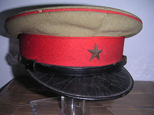 Japanese officers hat
