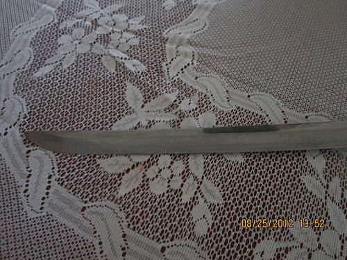 Can anyone tell me about this Japanese sword?