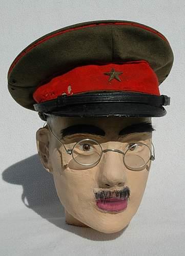 IJA officer