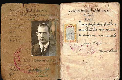 looking for some help - Thai document ?
