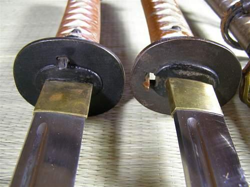 IJA Type 95 NCO Sword Info