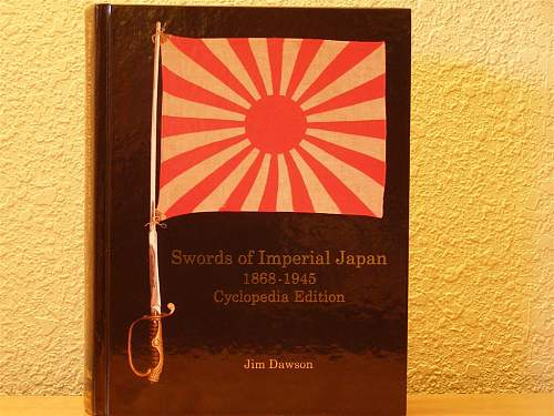 My new Japanese NCO Sword