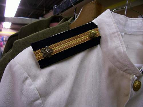 IJN Sho 1 jacket at auction