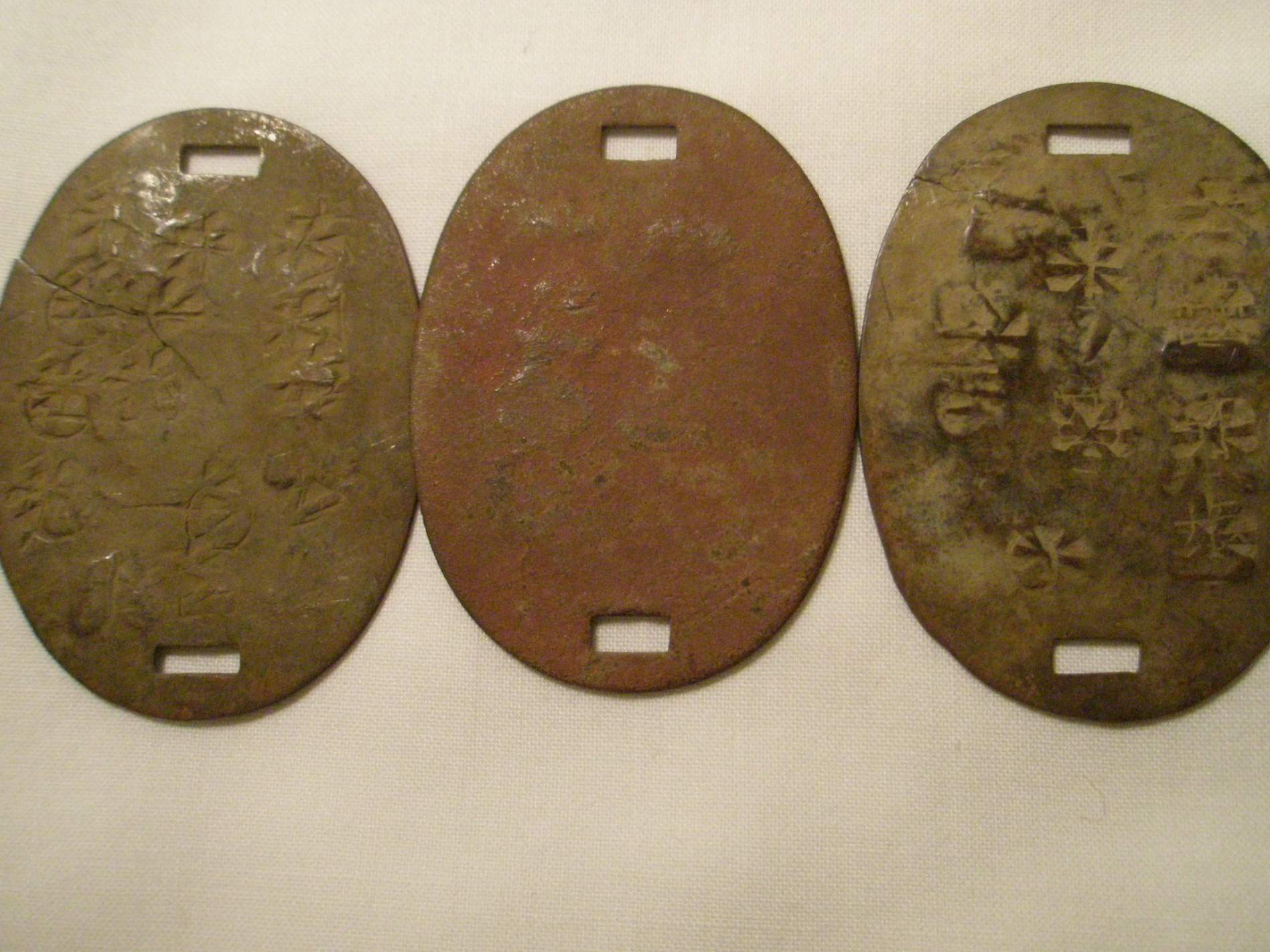 Tag Japan: Japanese Dog Tags: Original Or Fake?