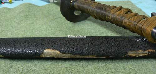 My New,(old) Japanese Sword