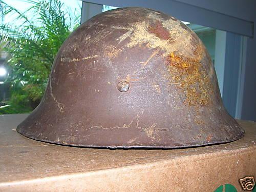info on this helmet  Japanese?