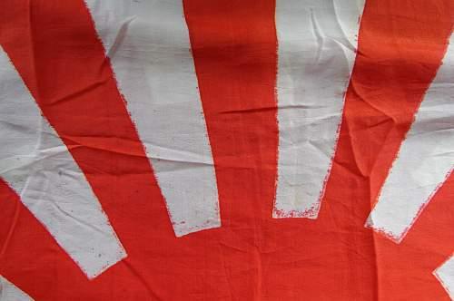 IJA Battle Flag opinions.