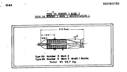 Japanese WWII Bomber Parts?