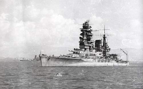 Click image for larger version.  Name:Japanese_Battleship_Nagato_1944.jpg Views:103 Size:69.7 KB ID:512086