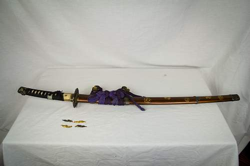"Need Help with Translation - Japanese Sword ""Tachi""?"