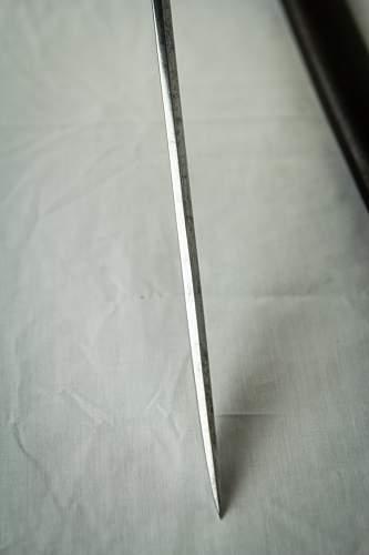 Japanese Sword - Need Help Identifying