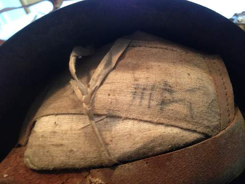 Japanese Helmet WWII
