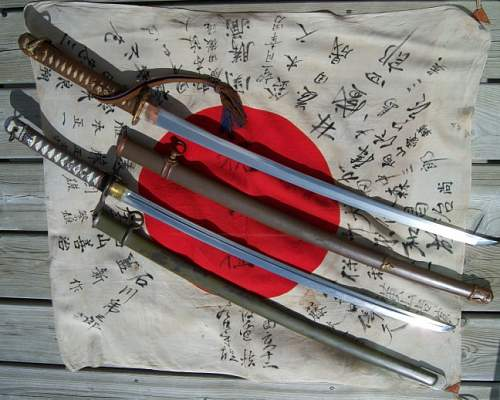 Chounsai Emura Katana added to collection