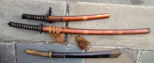 3 Swords for Review