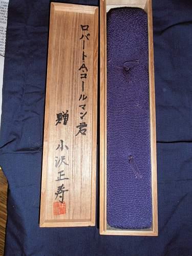 Ozawa Masatoshi Kogatana