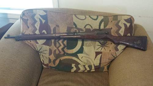 Type 99 Arisaka Rifle