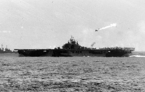 Click image for larger version.  Name:A-Japanese-kamikaze-pilot-in-a-damaged-single-engine-bomber-moments-before-striking-the-U.S.-Air.jpg Views:6958 Size:145.8 KB ID:558708