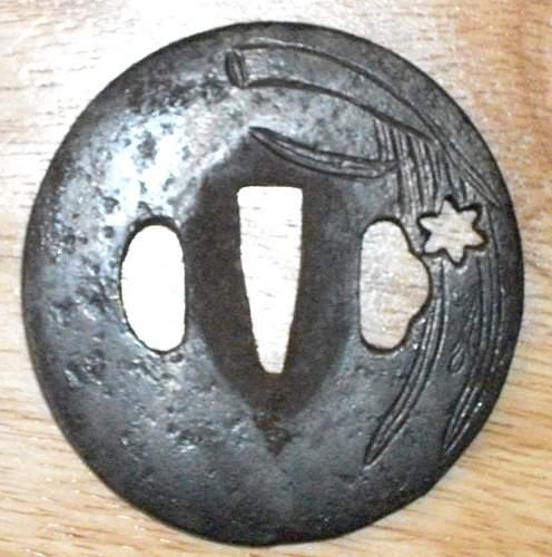 Japanese sword identification