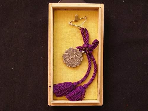 The War Medals