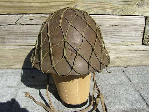 original Japanese helmet?