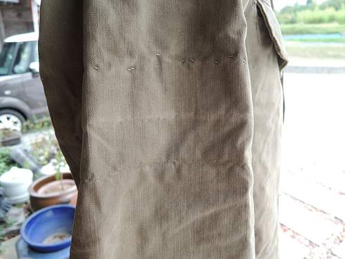 Opinions on Japanese army tunic