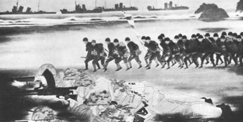 Click image for larger version.  Name:Japan_Guam_Landing_1941.jpg Views:295 Size:21.6 KB ID:608319