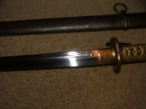 ww2 japanese nco sword help
