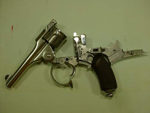 My Japanese type 26 revolver question