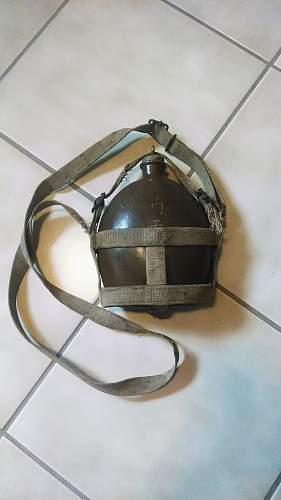 My first Canteen