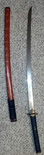 Information about sword please.
