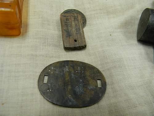 Cave relics