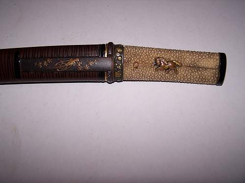 Japanese Tanto Blade Name Translation Help Please