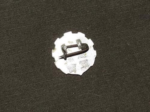 Japanese pin