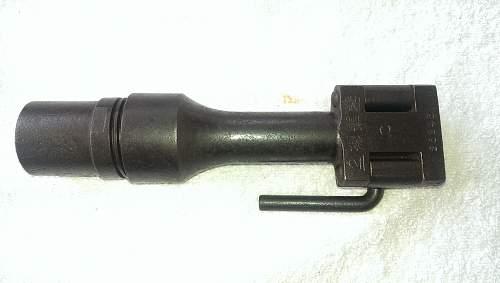 Japanese Type 2 Grenade Launcher