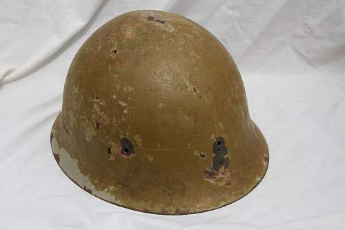 Is this a Type 90 Army helmet?