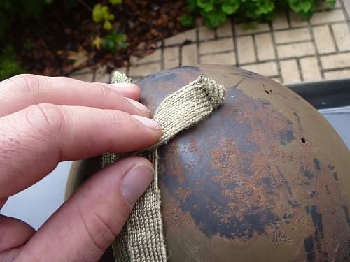 TYPE 90 IJA helmet